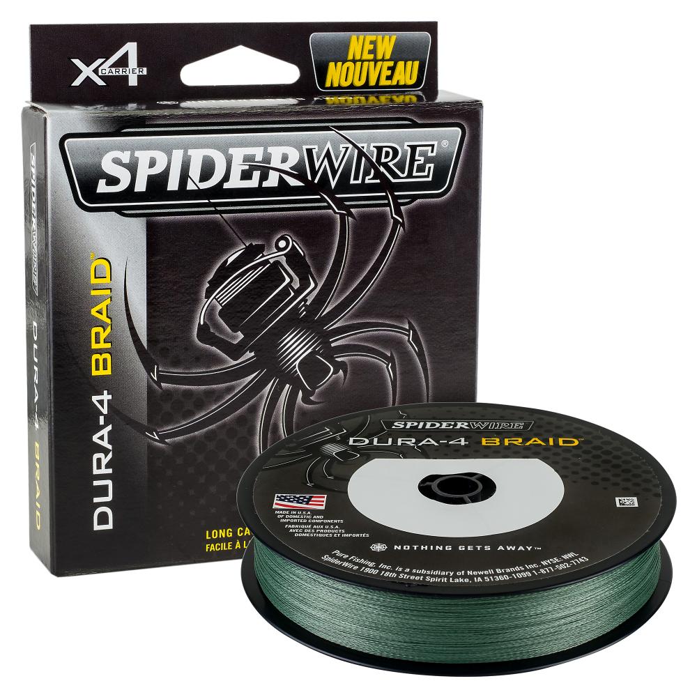 Spiderwire Dura Braid 300M Moss Green