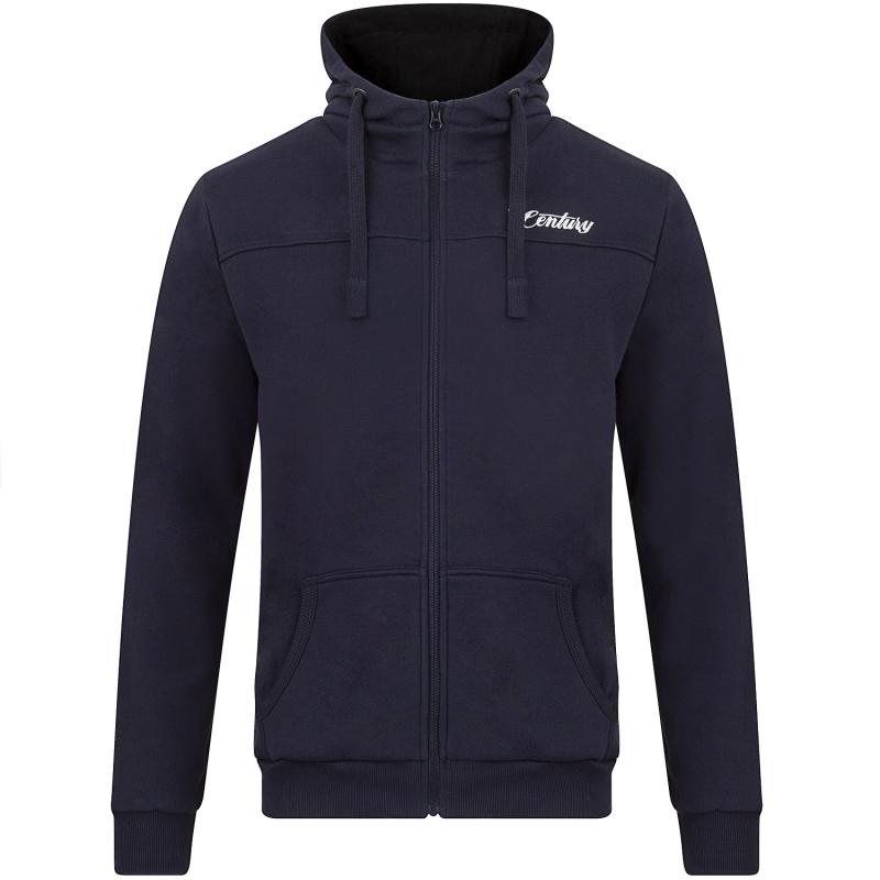 Century Blue Premium Zip Hoody