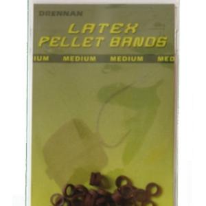 Drennan Latex Brown Pellet Bands
