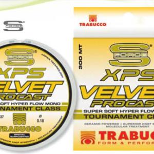 Trabucco XPS Velvet Pro Cast 300m