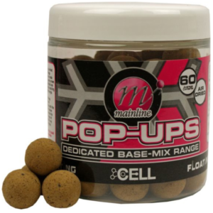 Mainline Base Mix Pop Ups - 15mm