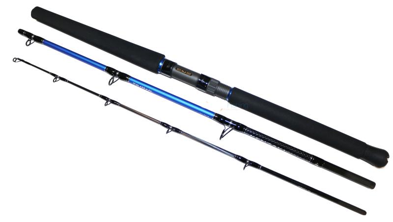 220cm 30lb or 50lb Norway Sea Boat Boat Rod pilkrute Natural Bait Rod