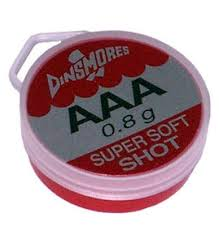 LARGE DINSMORE SUPERSOFT SHOT REFILL ALL SIZES IN STOCK