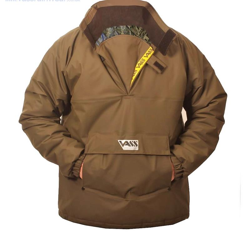 Team Vass 175 Winter Smock