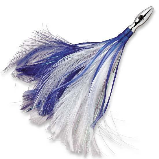 Williamson Flash Feather Rigged 102mm