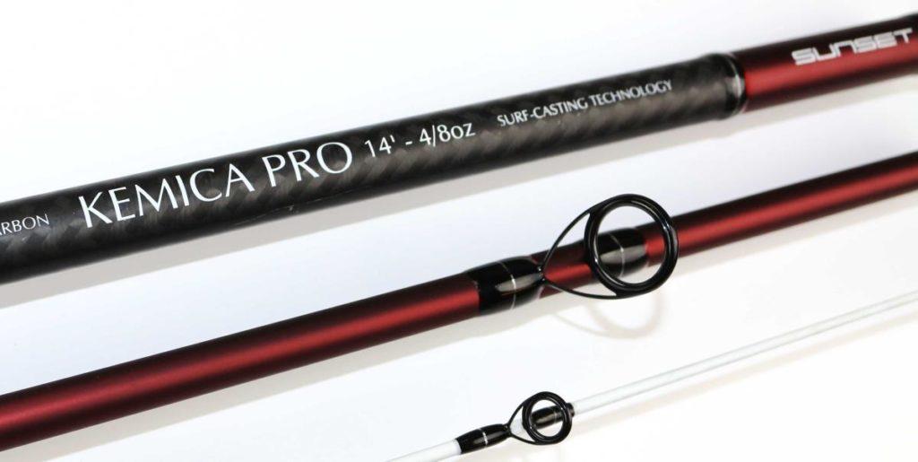 1. Sunset Kemica Pro 14ft - 4-8oz