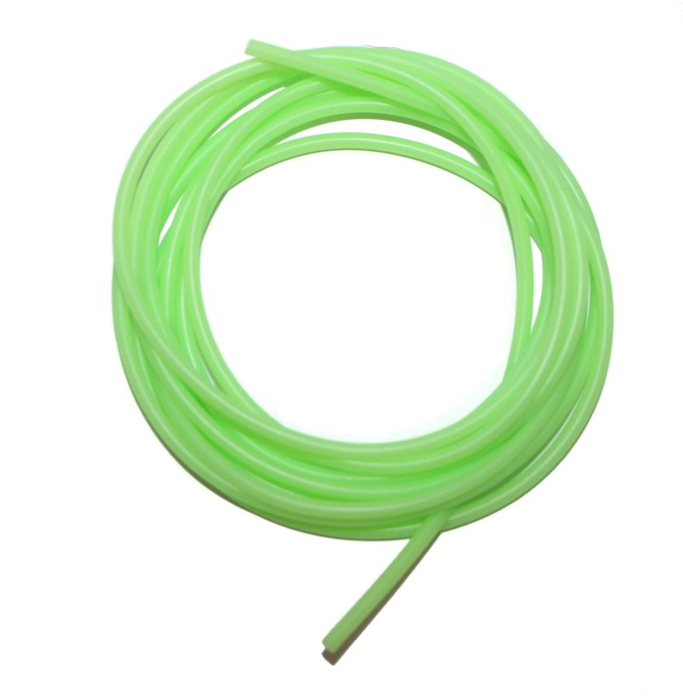 Gerrys Glow in the Dark Silicone Tubing (2m Length)