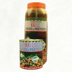 Dynamite Baits Krill Pulses and Particles Tin