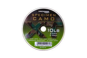 Drennan Specimen Camo XT Line 100m