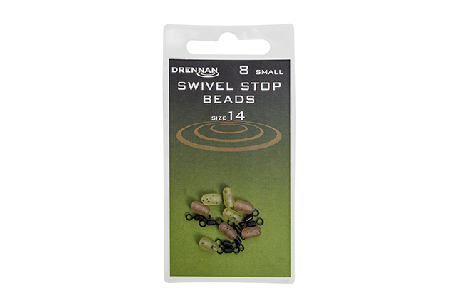 Drennan Swivel Stop Beads Large Size 9