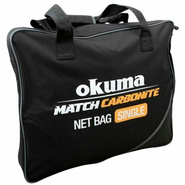 Okuma Match Carbonite Single Net Bag