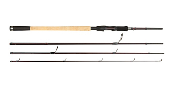 Abu Garcia Tormentor Travel Spinning Rod