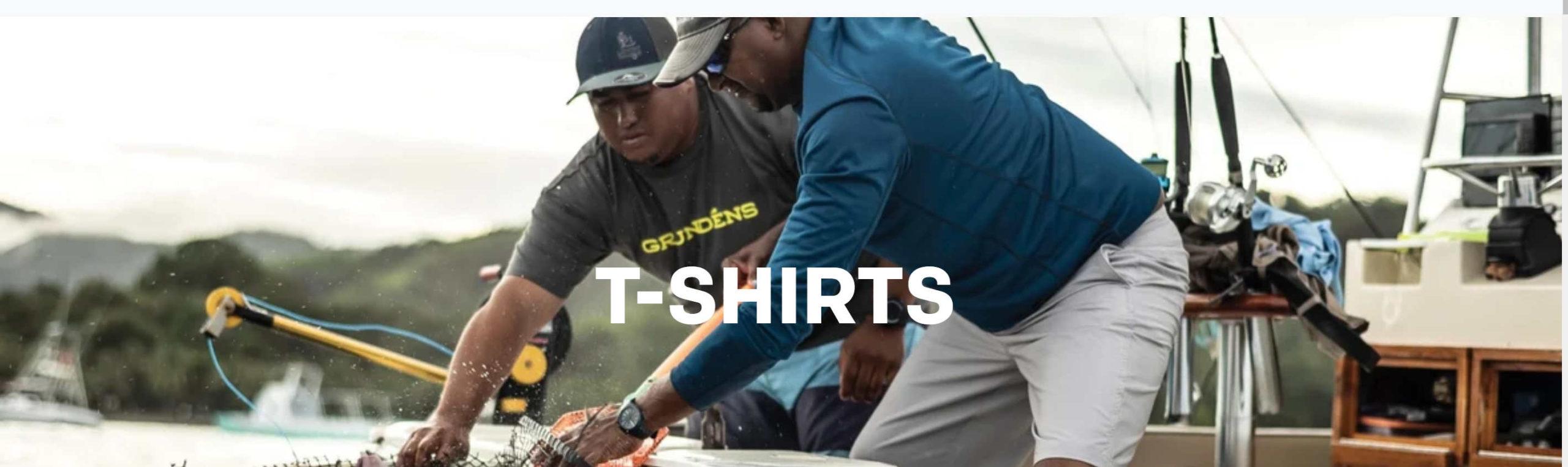grundens tshirts
