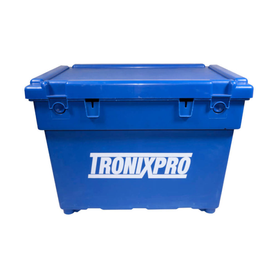 Tronix Big Beach Seat Box Blue