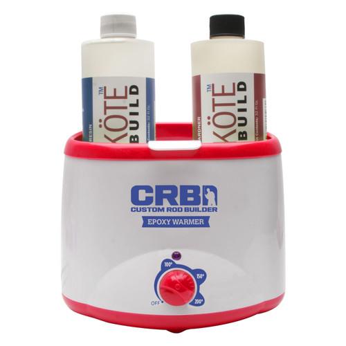 Custom Rod Builder Epoxy Bottle Warmer