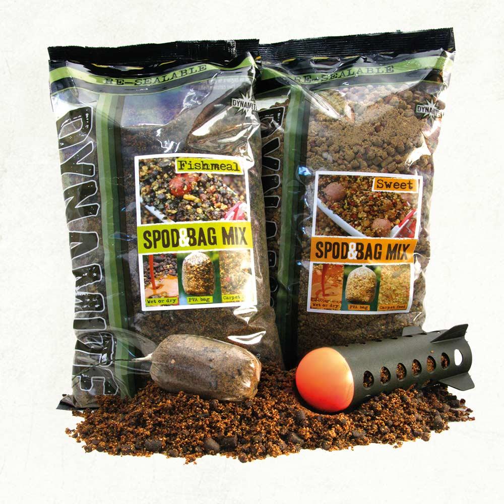Dynamite Baits Spod N Bag Mix Sweet 2kg