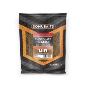 Sonubaits One to One Paste Chocolate Orange