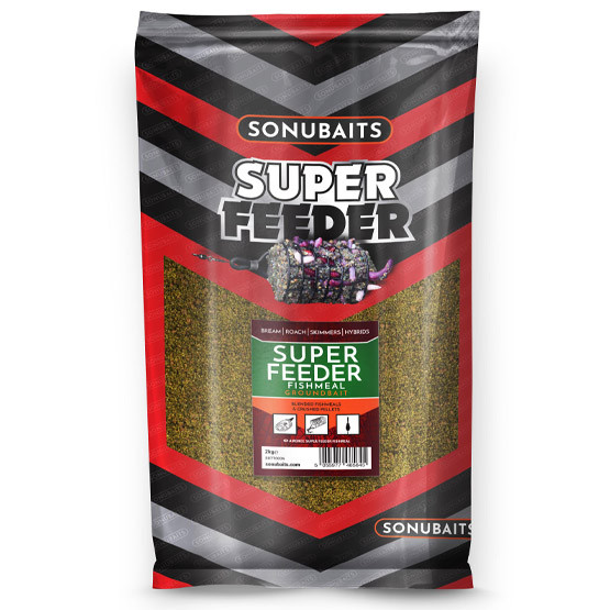 Sonu Baits Super Feeder Fishmeal 2 Kg