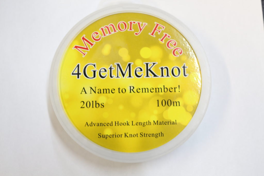4GetMeKnot Advanced Hooklength Mono 75m 60lbs