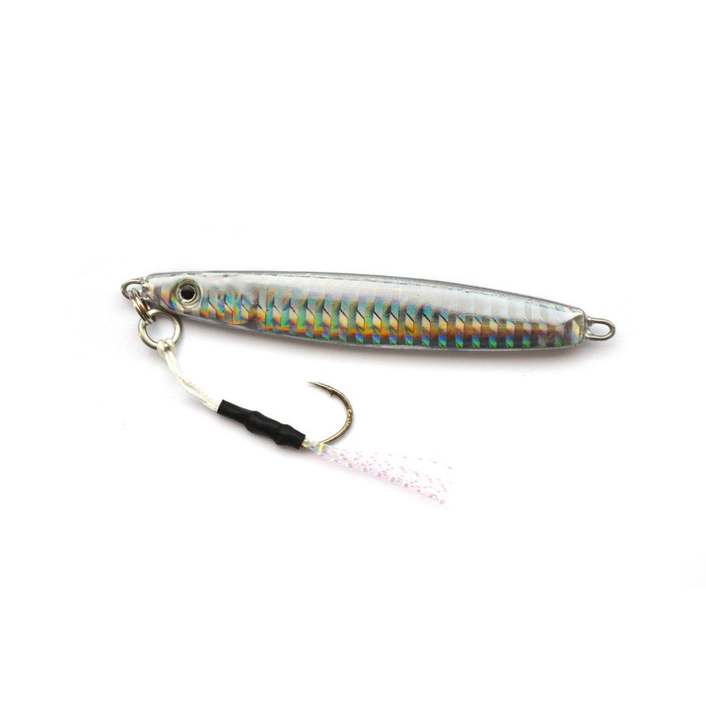 HTO Shore Jig - 7g - 5. Rusty Eel